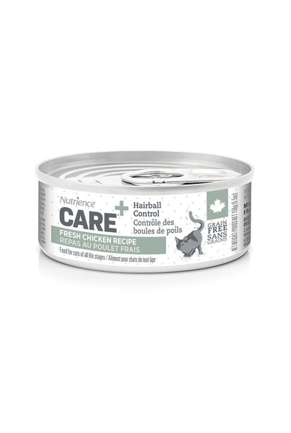 Care - Hairball Control- Cat Food 156g