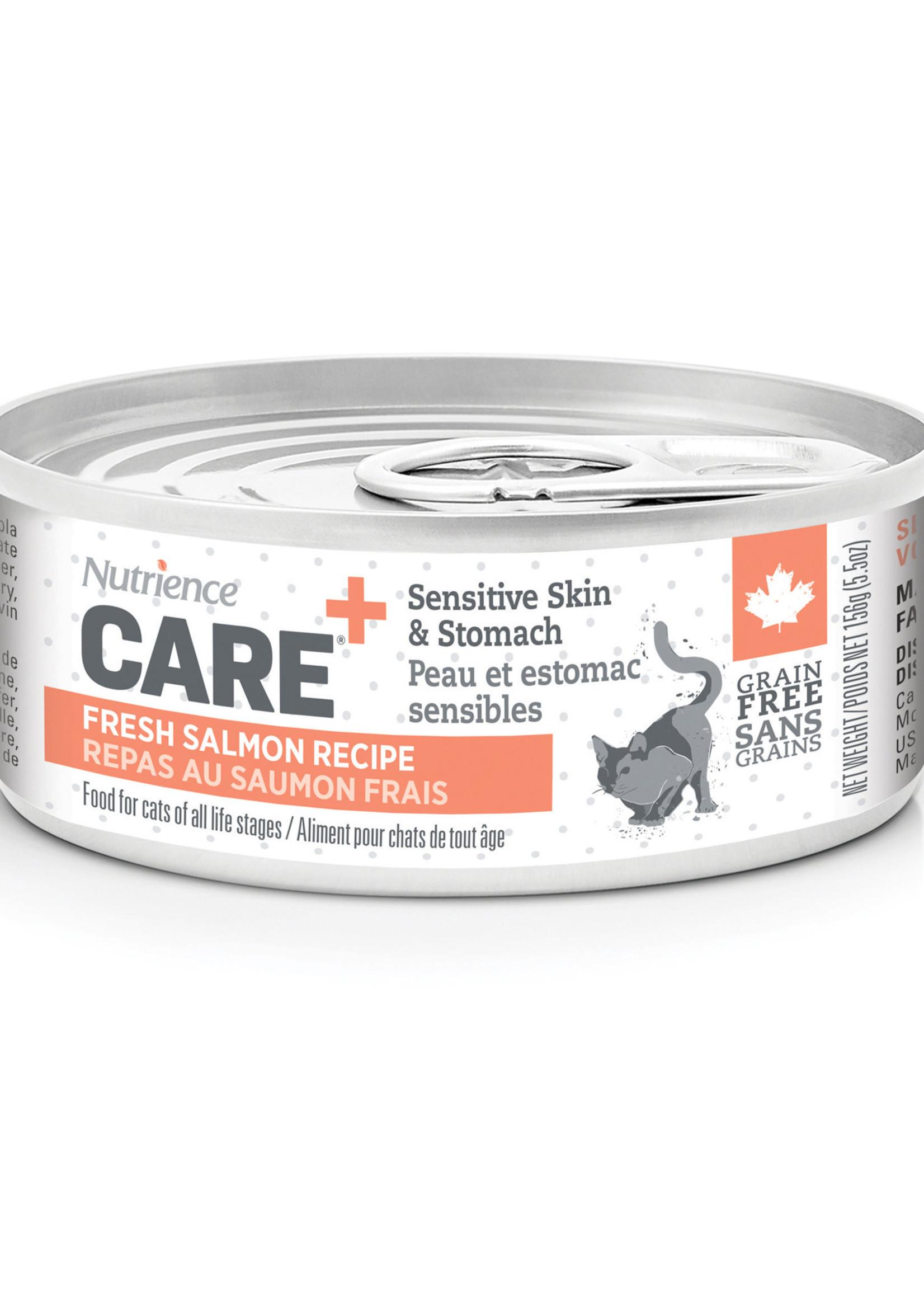 Nutrience Care - Sensitive Skin- Cat Food 156g