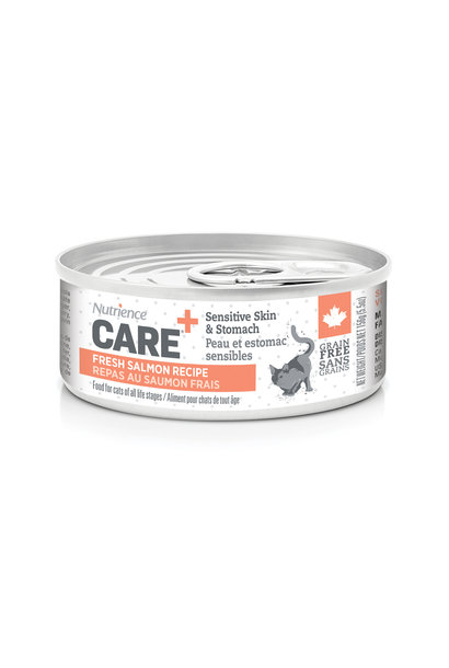 Care - Sensitive Skin- Cat Food 156g