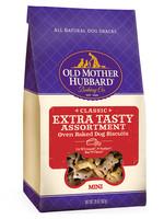 Old Mother Hubbard Classic Oven BakedExtra Tasty Asst/Mini 20OZ(6)