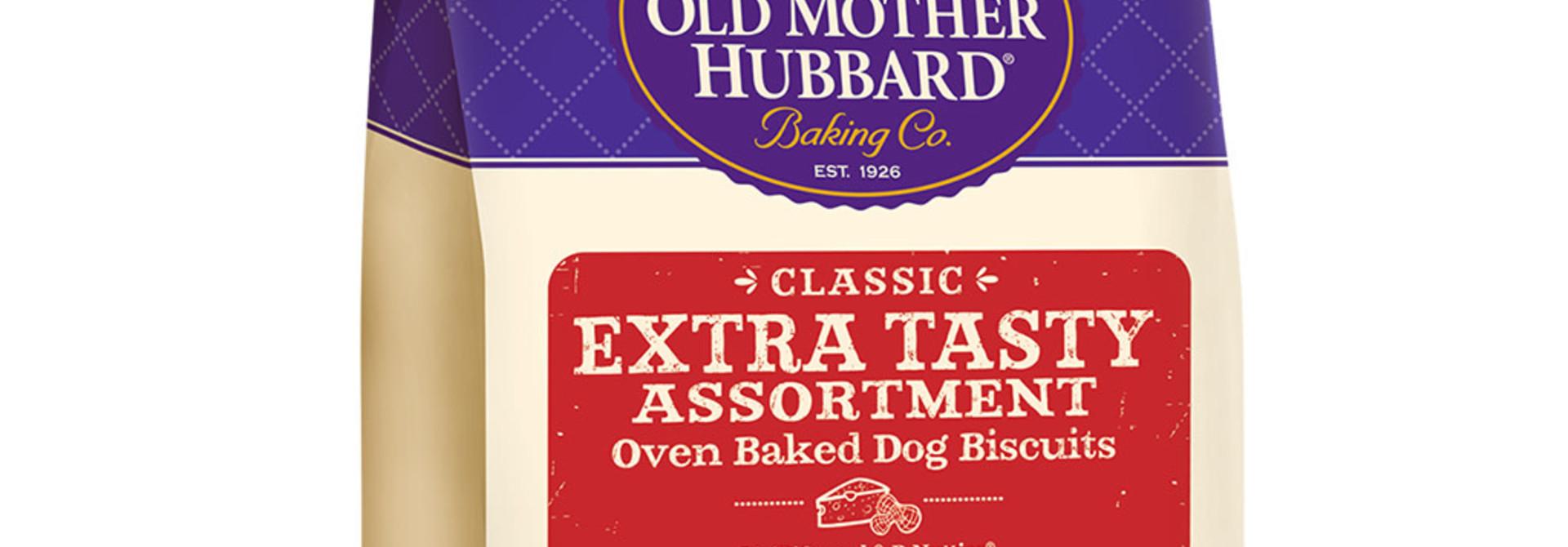 Classic Oven BakedExtra Tasty Asst/Mini 20OZ(6)