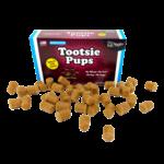 Spunky Pup Tootsie Pup Treats Bacon Flavour 5oz