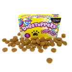 Spunky Pup Dogstoppers Treats Cheese Flavour 5oz