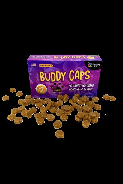 Buddy Caps Treats Pumpkin Flavour 5oz