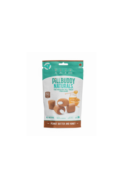 Naturals Peanut Butter and Honey 150g 30ct