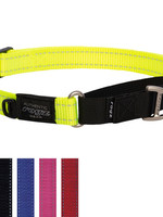 ROGZ Control Collar Web Medium Blue