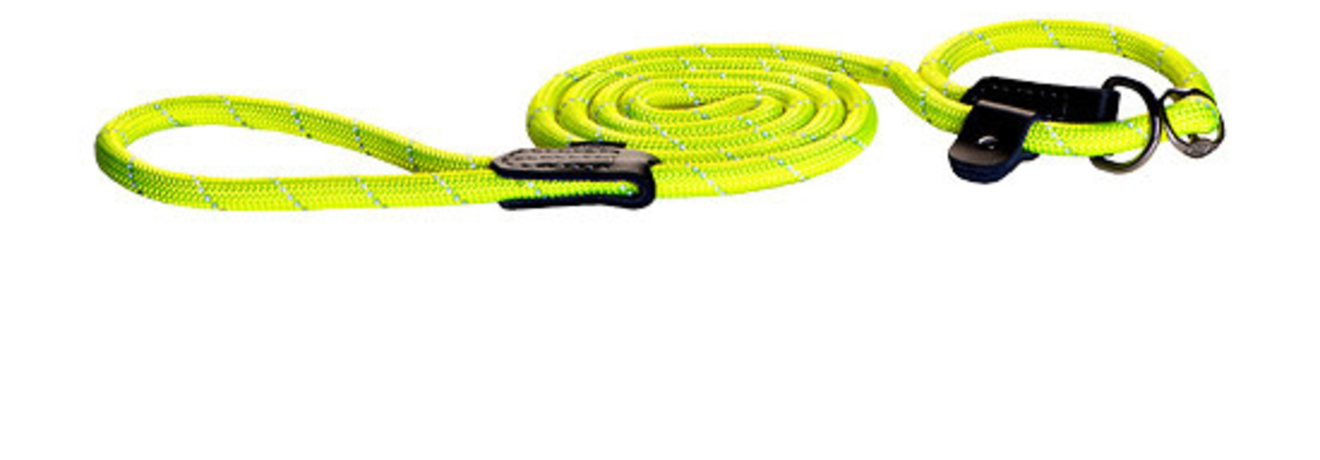 Med Rope Moxon Lead Yellow 3/8x6ft
