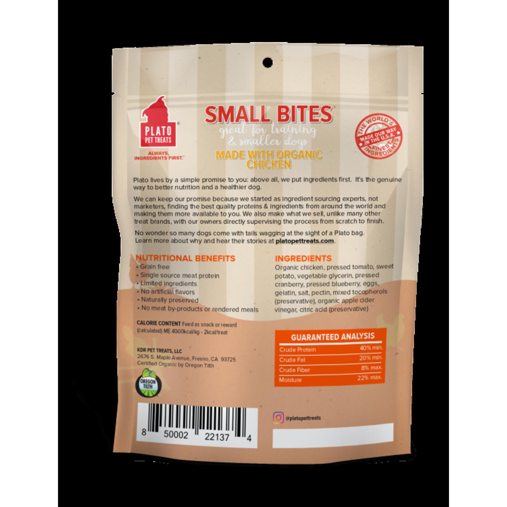 Small Bites - Chicken