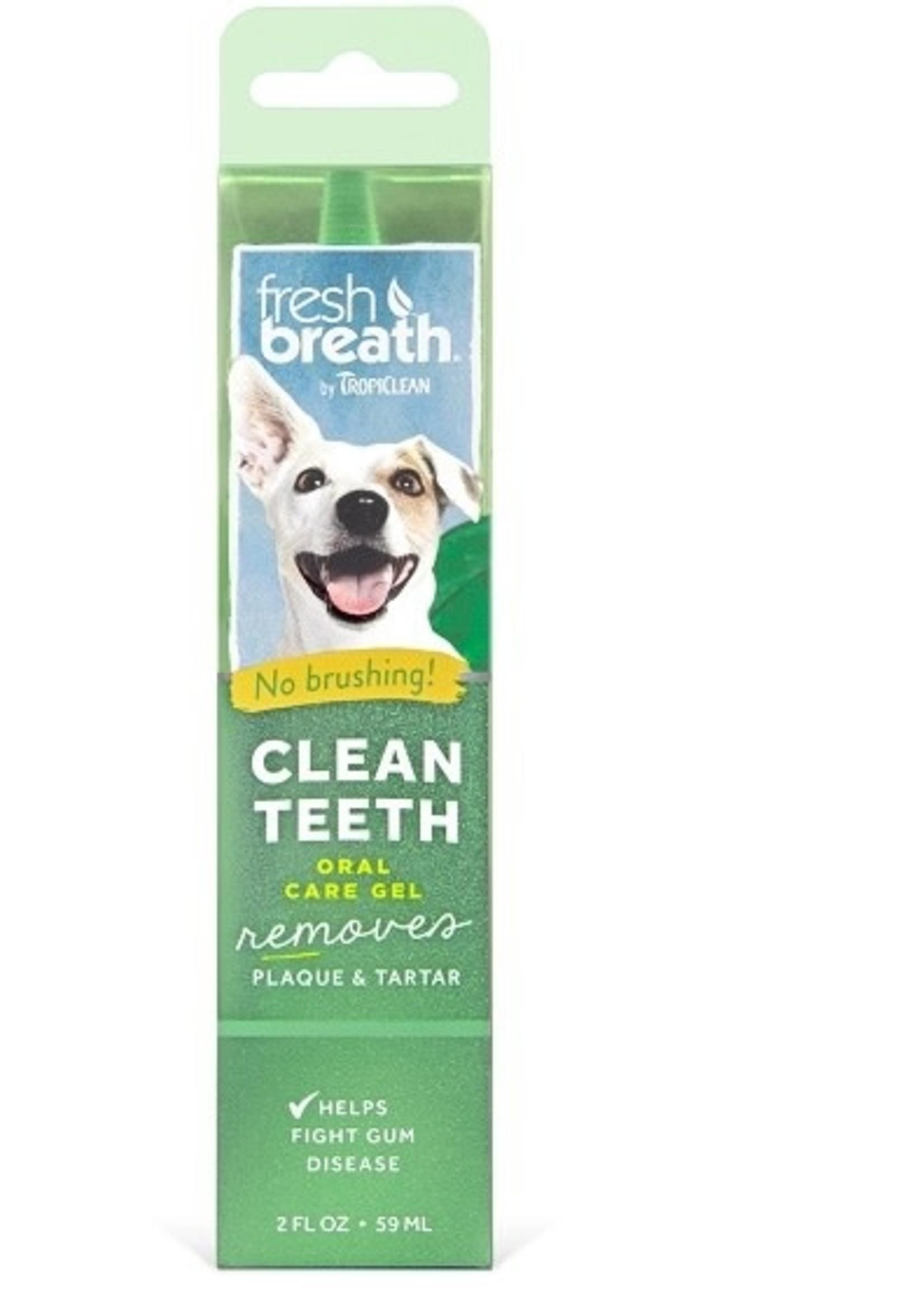 Fresh Breath Oral Clean Gel -2oz