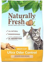 Naturally Fresh Ultra Odor Control Clumping Litter 11.8kg/26lb