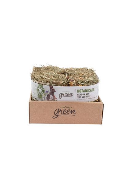 Green Botanicals Meadow Hay Bale - Herb & Flower Mix - 4 pack - 150 g each