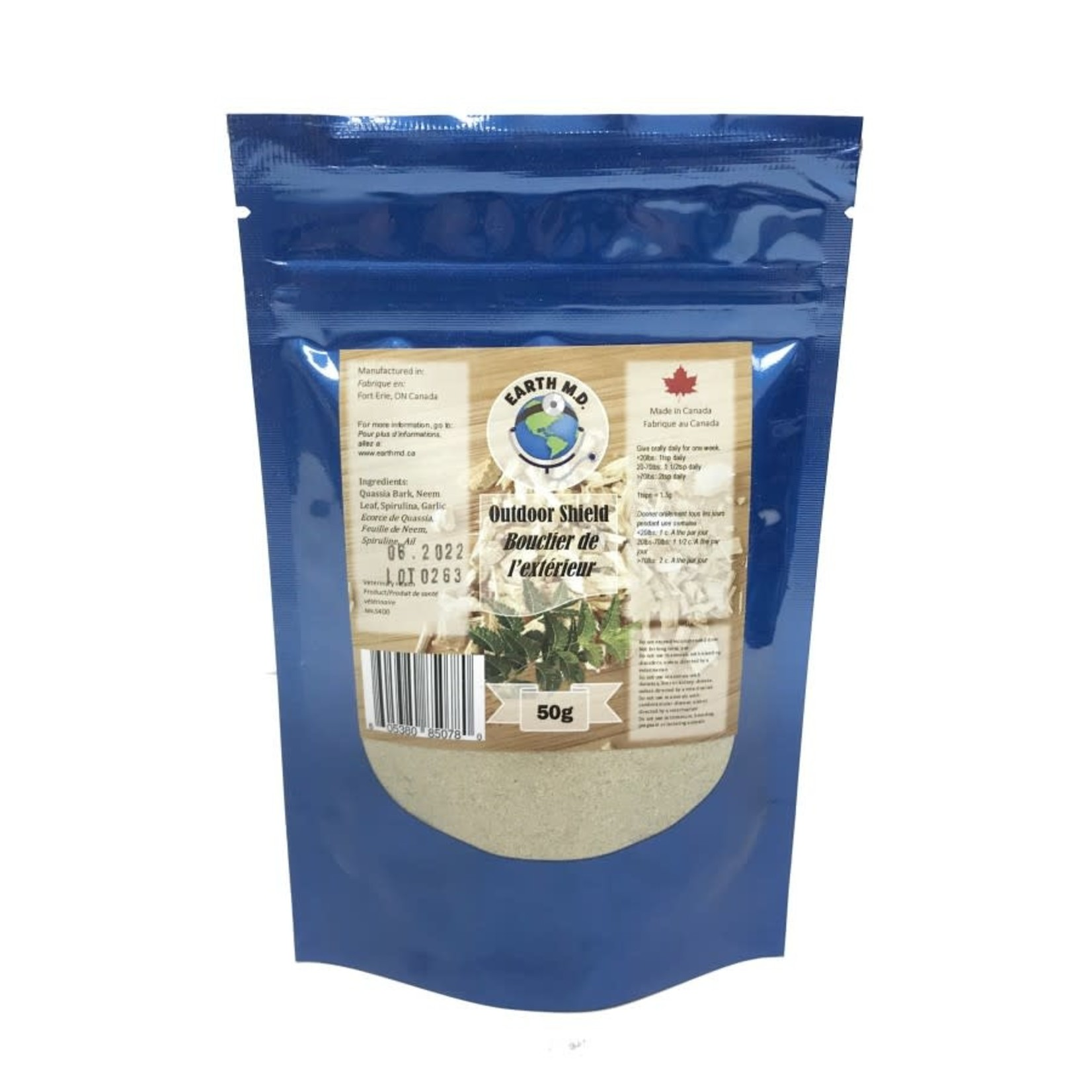 Earth MD EarthMD Flea and Tick Repellent - 50g