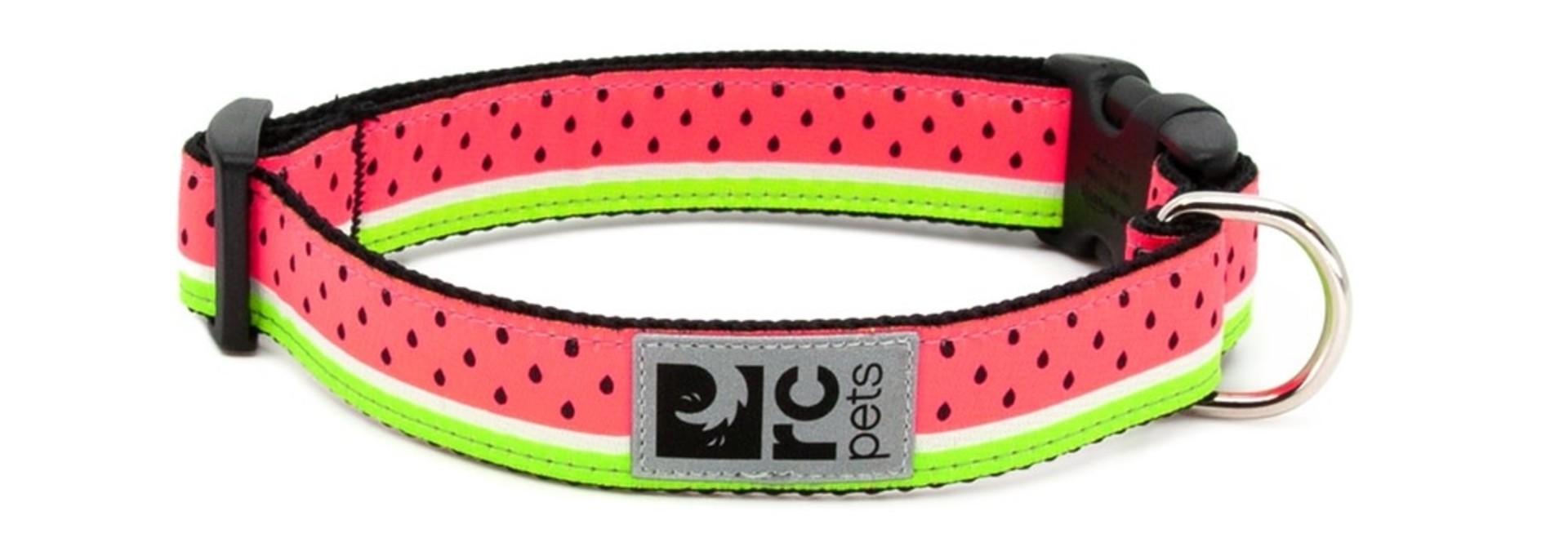 Clip Collar S 3/4 Watermelon