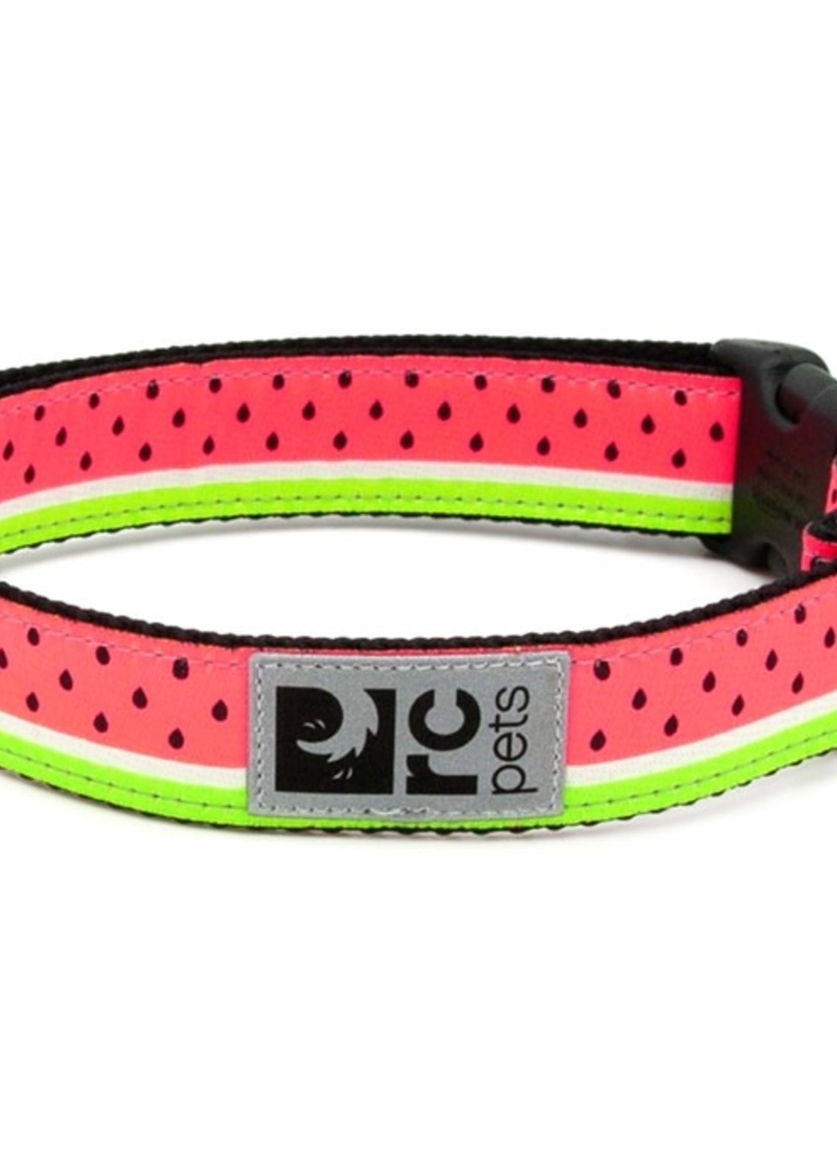RC Pets Clip Collar XS 5/8 Watermelon