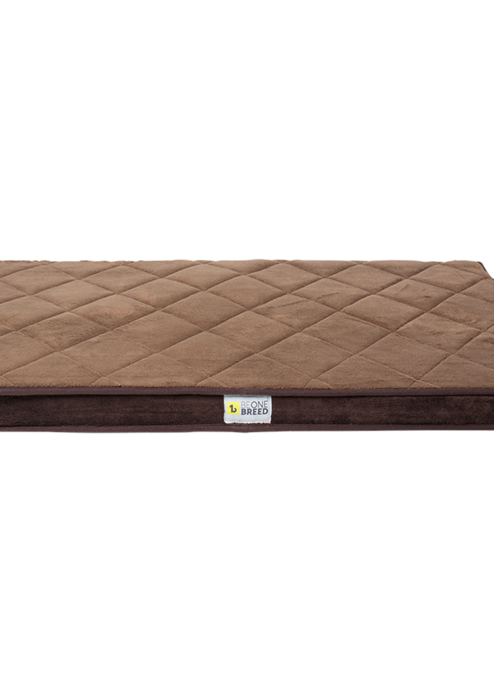 Be One Breed Diamond Bed Brown Small 17x23