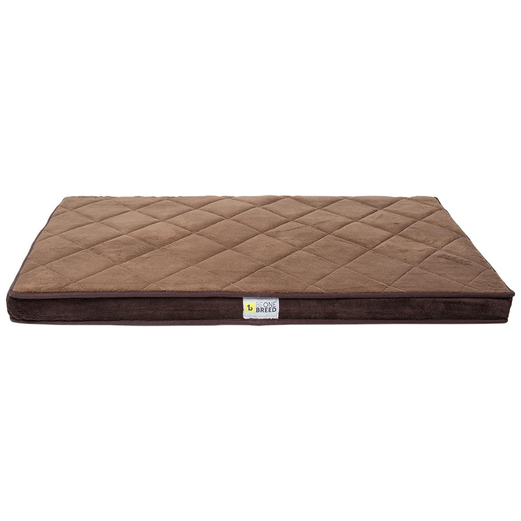 Diamond Bed Brown Small 17x23-1