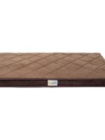 Be One Breed Diamond Bed Brown Large 28x46