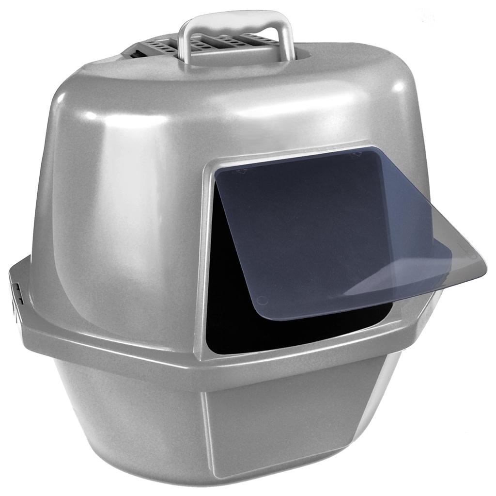 Enclosed Corner Pan 20.75x19.5x10.75-1