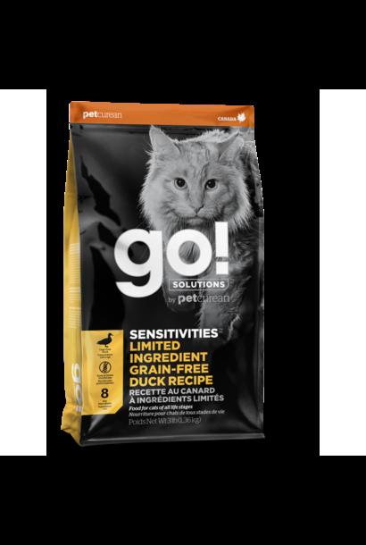 Sensitivities Cat Food GR Duck 3.6kg