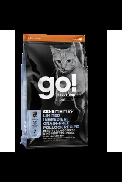 Sensitivities Cat Good - Pollock- 1.36kg