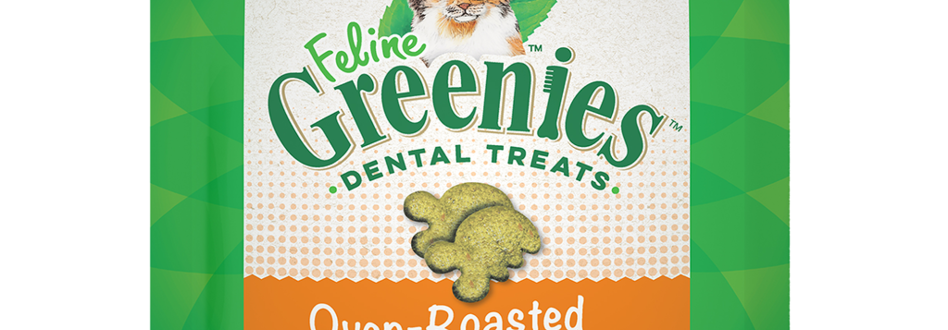 Dental Treat Chicken 2.1OZ - Cat
