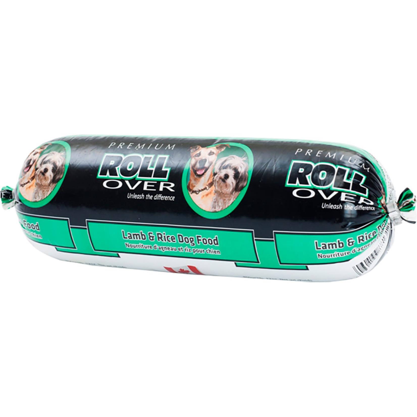 Rollover Premium Lamb & Rice Roll 800GM