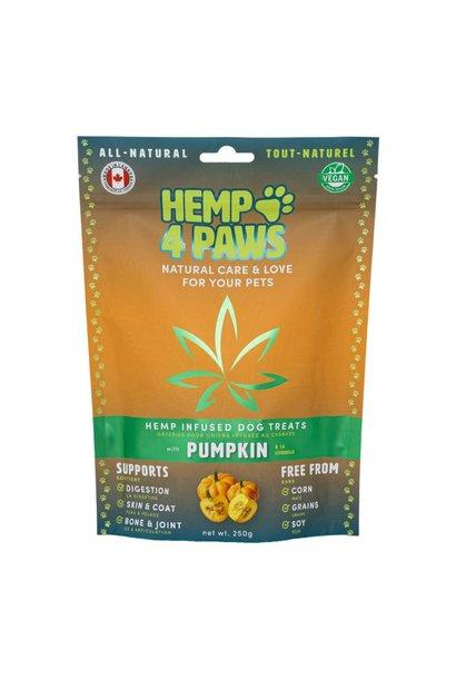 Hemp infused Treats - Pumpkin-250gm