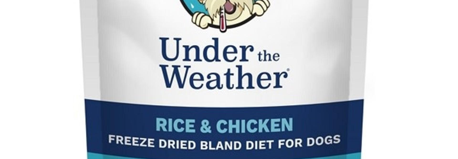 Bland Diets Chicken & Rice w/Electrolytes - 6oz