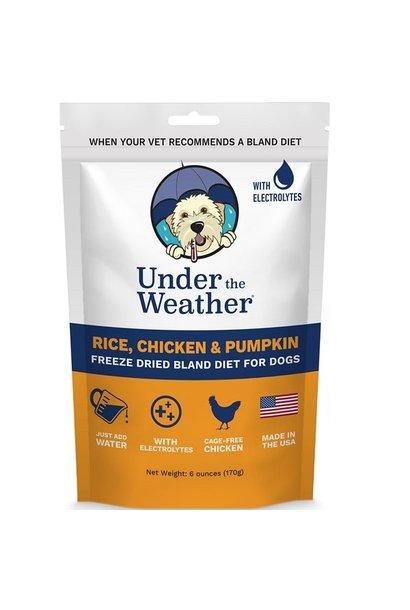 Bland Diets Chicken & Rice/Pumpkin w/Electrolytes - 6oz