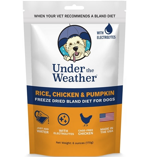 Bland Diets Chicken & Rice/Pumpkin w/Electrolytes - 6oz-1