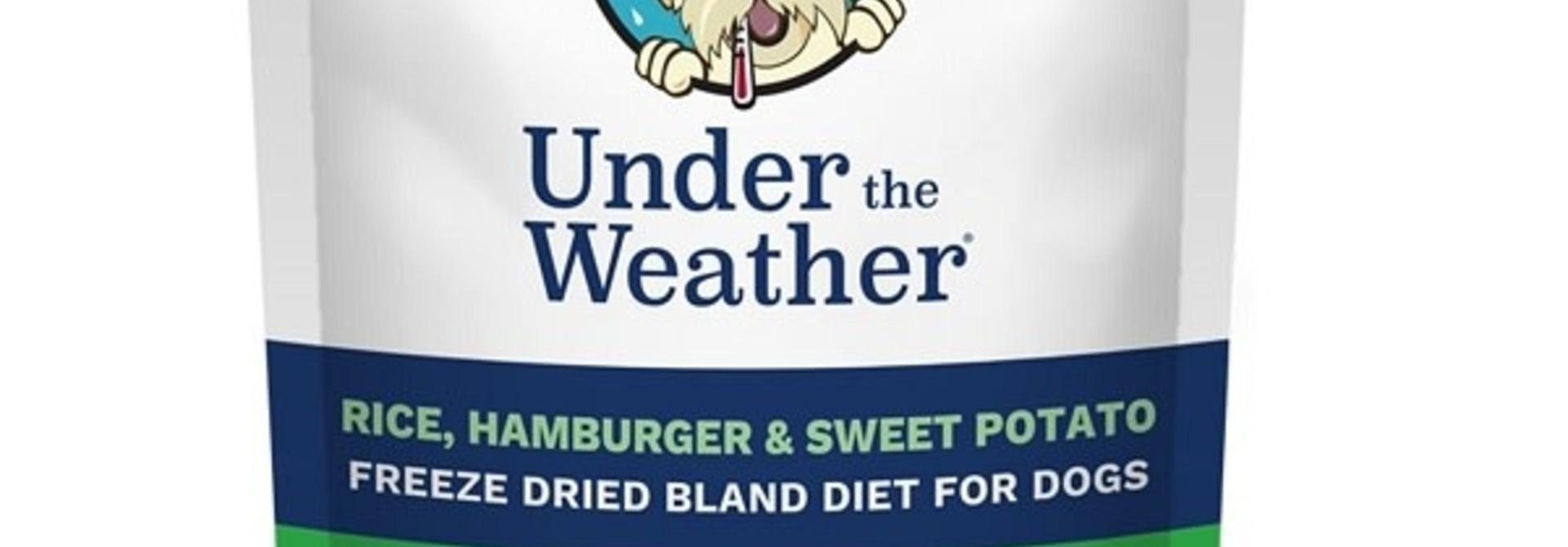 Bland Diets Hamburger, Rice, Swt Pot w/Electrolytes - 6oz