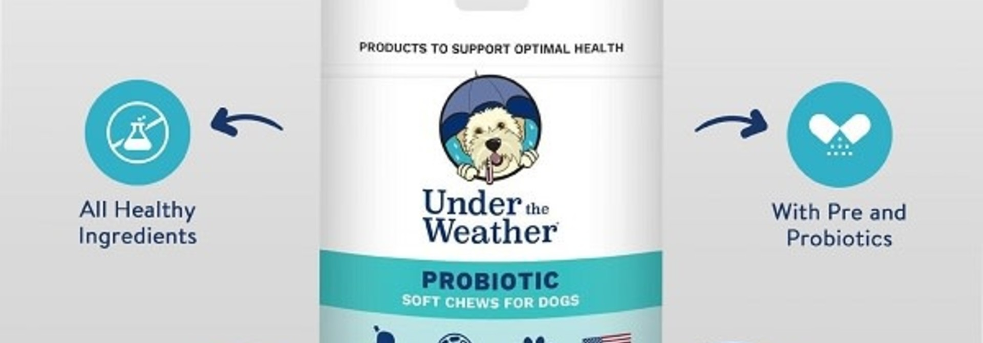 Probiotic Dog Supplement 90g