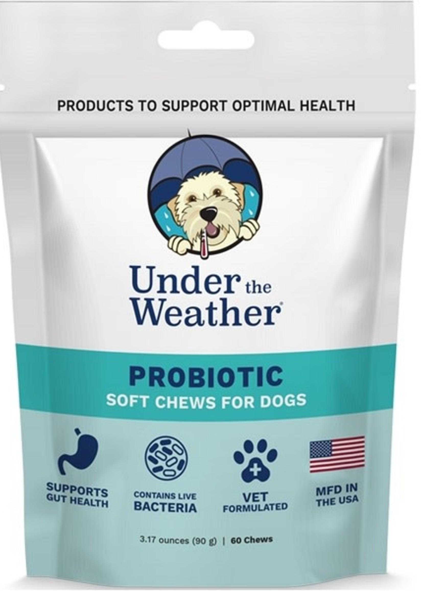 UTW Probiotic Dog Supplement 90g