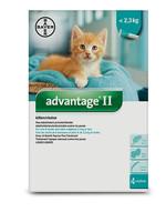 Bayer Advantage II Kitten 2ds 2.3kg