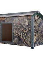 New Age Pet Mossy Oak Thermo Core Dog House Xlarge *Sp.Or