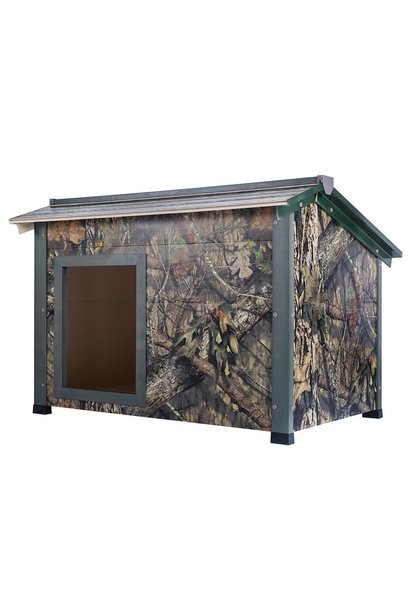 Mossy Oak Thermo Core Dog House Xlarge *Sp.Or