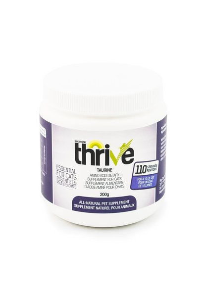 Thrive Taurine for Cats 200g