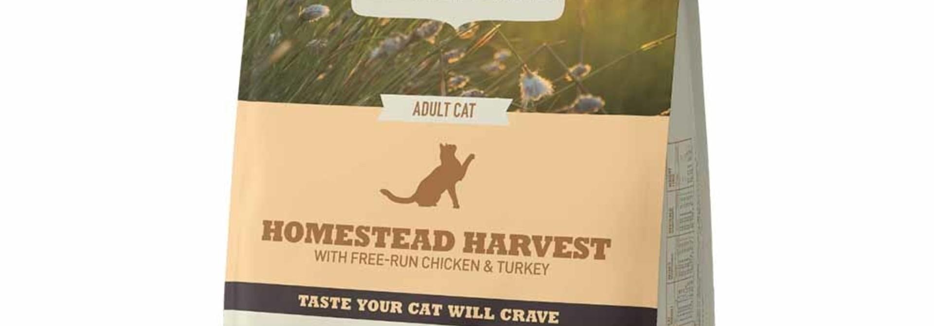 AC Cat Home Harvest 4.5kg