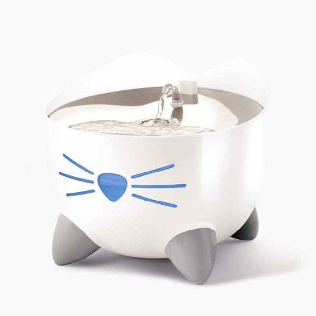 Catit Pixi Smart Fountain with SS Top-1