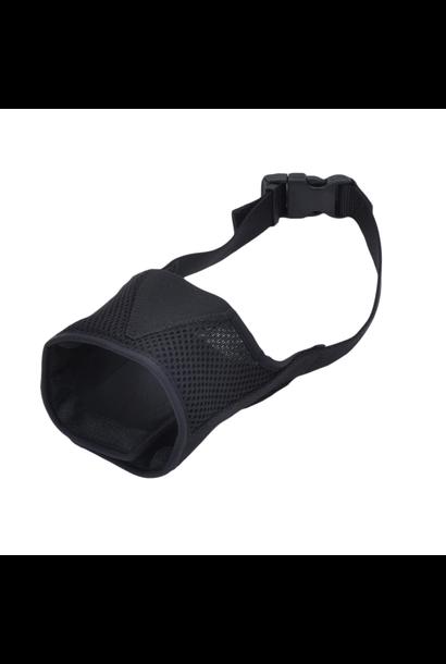 Adjustable Comfort Muzzle -Black-Large