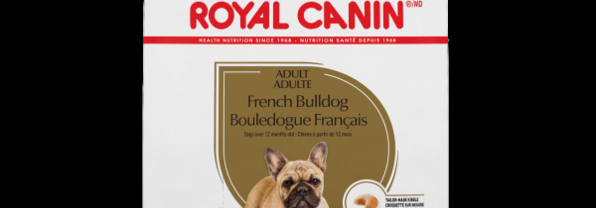 Royal Canin French Bulldog 6lb