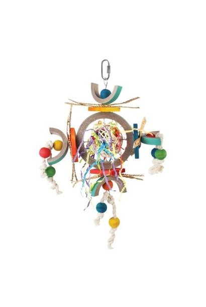 HR Smart Play Prt Toy, Space Station,L