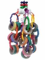HARI HR Smart Play Prt Toy, Bagel Cascade