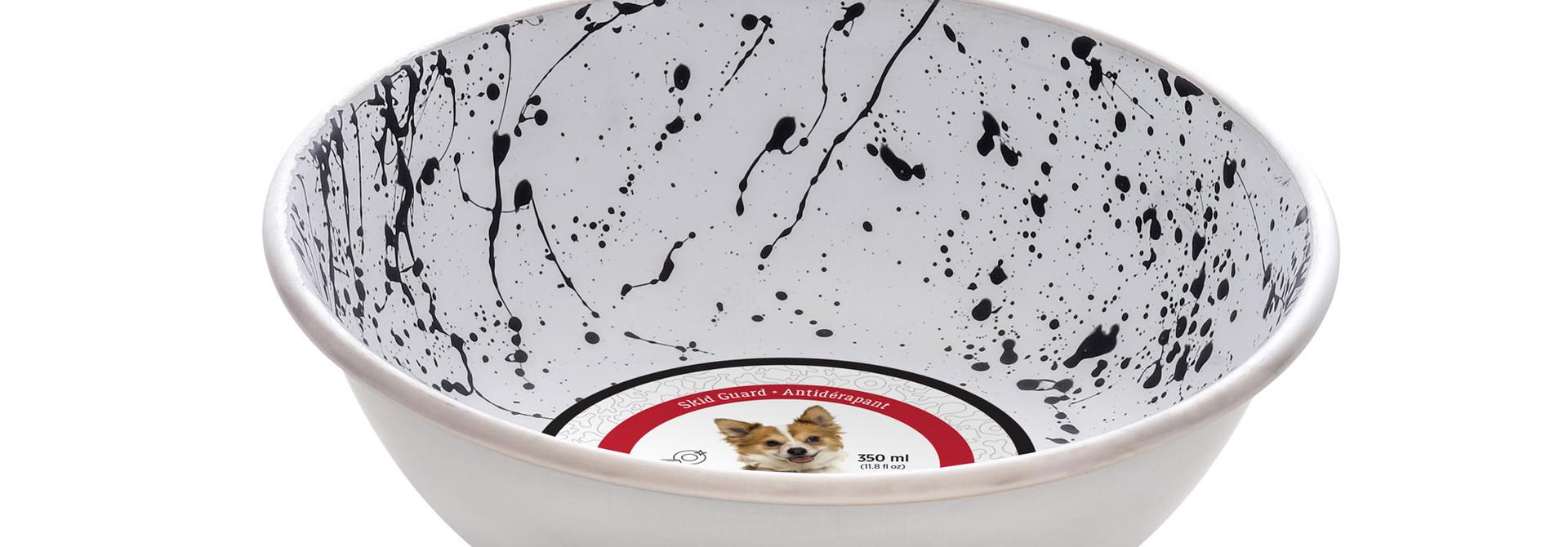 DO SS Bowl, Fashion Design,B&W,350ml