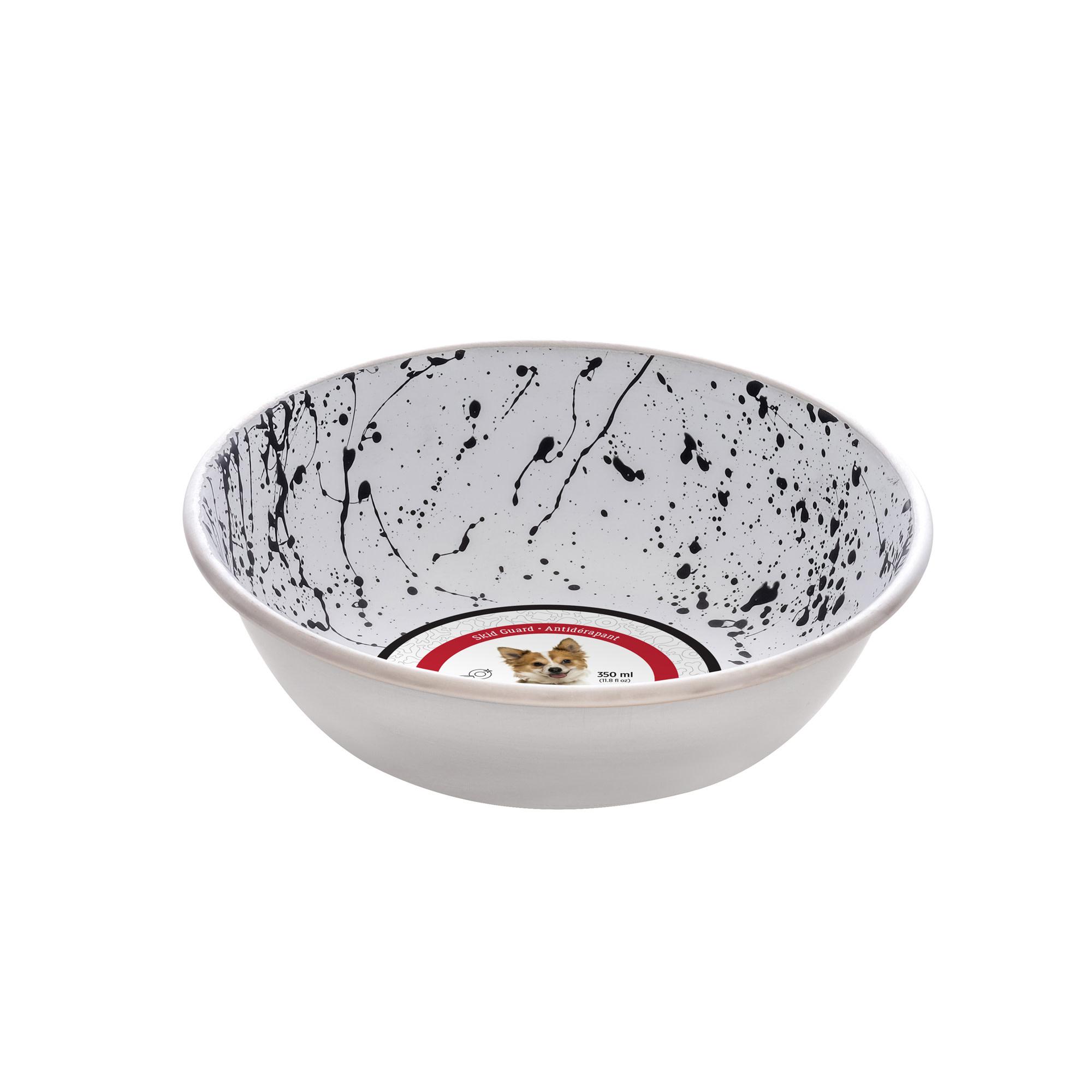 DO SS Bowl, Fashion Design,B&W,350ml-1