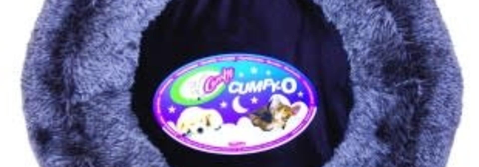 CUMFY-O's Ultra Soft Pet Bed - 17in