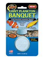 ZOO MED Plankton Banquet 10-14 Day Feeding Block