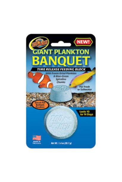 Plankton Banquet 10-14 Day Feeding Block