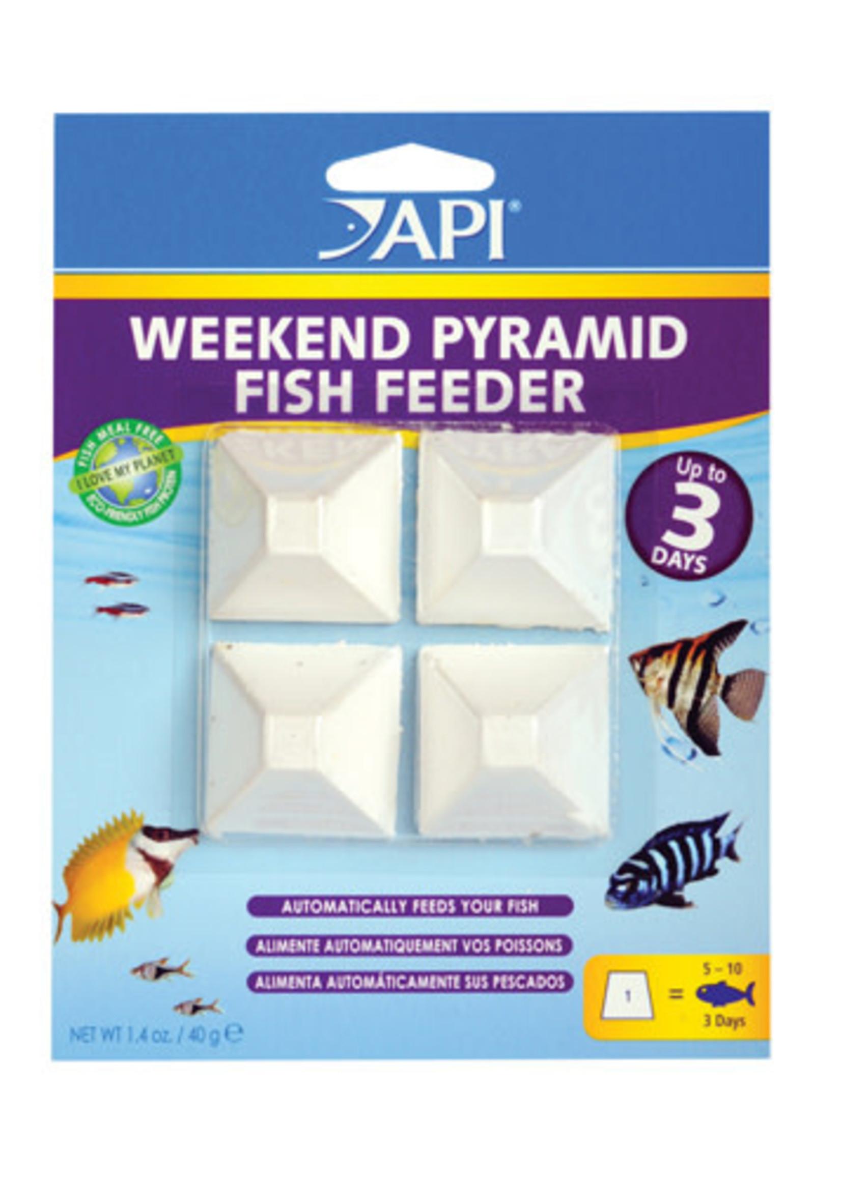 Pyramid 3 Day Feeder