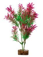GloFish GloFish Plant, Med Pink/Green